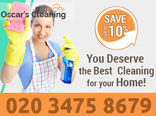 Offer from Oscar's Cleaning